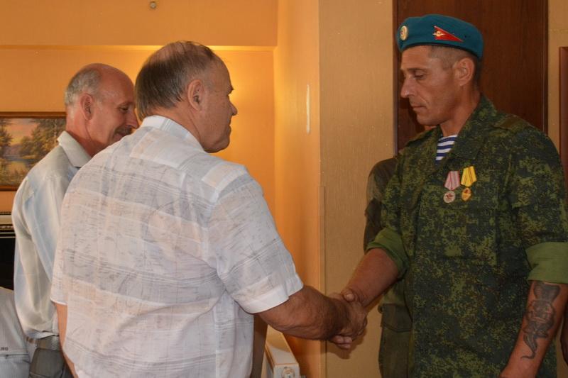 Члены ЦК РКРП-КПСС на Донбассе