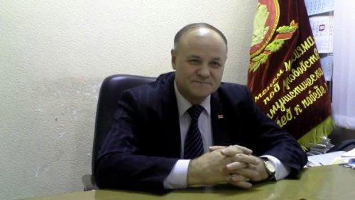 А.К. Черепанов, секретарь ЦК РКРП-КПСС, первый секретарь Тюменского обкома РКРП-КПСС