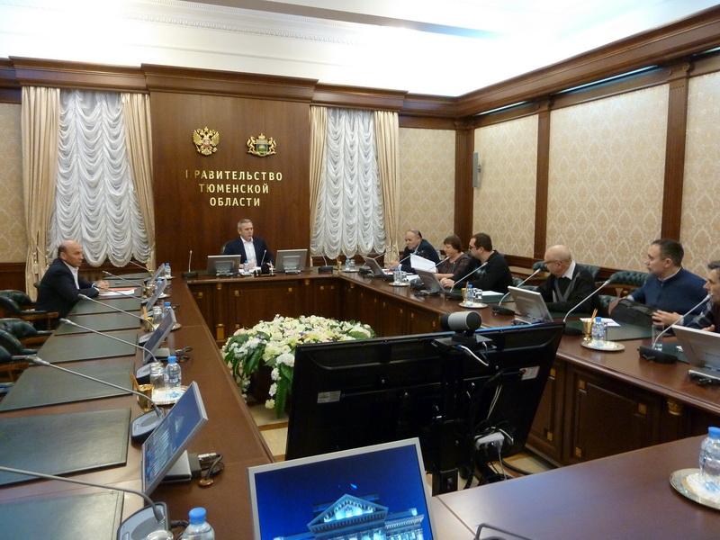 Встреча коммунистов РКРП и РОТ ФРОНТас губернатором А.В. Моором по поводу мусорной реформы