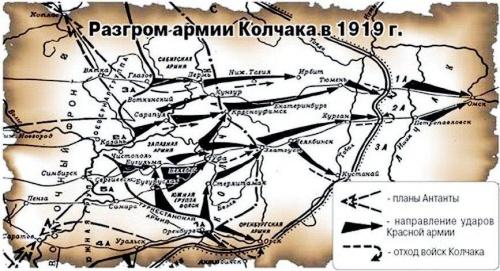 Сто лет со дня освобождения Тюмени от власти Колчака