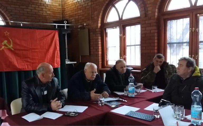 Конференция на Донбассе и секретари ЦК РКРП-КПСС