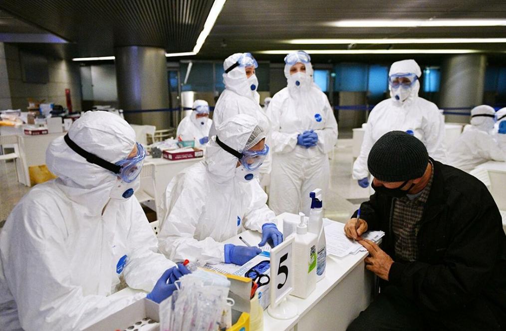 Экономические проблемы из-за пандемии коронавируса