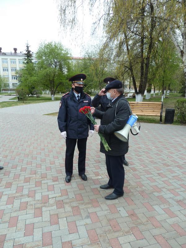Задержание А.К. Черепанова 1 мая в Тюмени